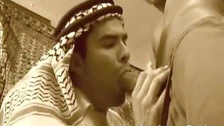 face fucked arab hunk