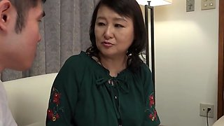First shot in the 60th birthday enomoto mizuki-segm 1