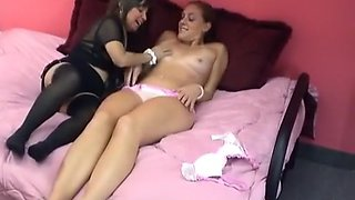 Incredible pornstar Leighlani Red in amazing midgets, big tits sex scene
