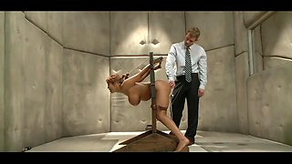 Master dominate slave girl