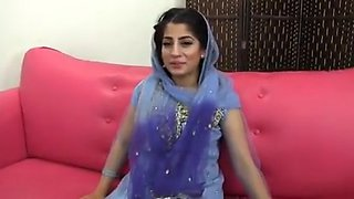 Paki-Indian muslim Girl fucked with 10 inches black cock