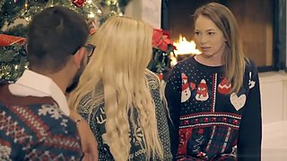 MyFamilyPies - Angel Smalls, Kenzie Reeves Christmas Family