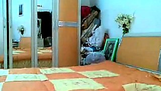 Bedroom sextape of Indian couple