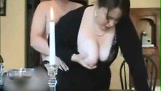 Big Boobs Hot Milf Hairy Slit Screwed & Sprayed With Sperm