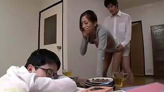 Mtyd003 RCT Japan nymph mom son incest taboo sex family hot mother Rin Azuma