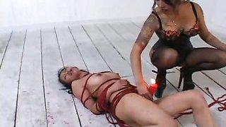 Mistress Toki s Revenge
