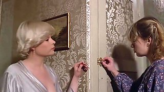 Retro Vintage - Theres No Place Like Home Threesome With Young Girl And Mom