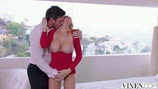 Kendra Sunderland fuck with her boss