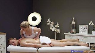 Georgie Lyall in Big tits British blonde creampie - SexyHub