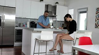 Sofie Reyez takes it further letting her stepbro fuck her