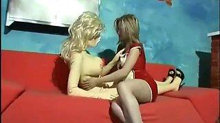LESBO live rubber DOLL 1 - NV