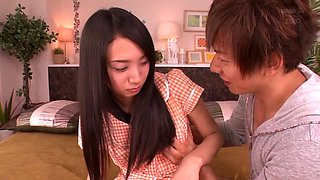 Anzu Tsujimoto in 2nd Debut part 1