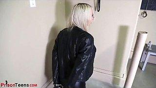 Prisoner humiliated