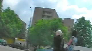 The hidden upskirts on my spy camera