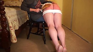 FM - A Very Bad Boy Is Soundly Spanked