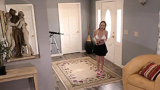 Mom, Put It In My Ass! - Nina Elle and Angel Smalls