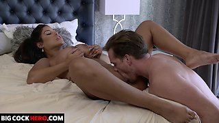 Cheating wife Bridgette B. spreads her legs to ride a stranger