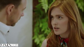 Hellcat Beautiful Redhead Has Something To Prove With Jia Lissa And Erik Everhard