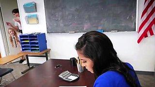 Lesbian brazil ass obsession After School Detention