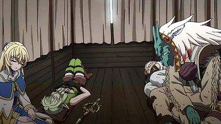 Goblin slayer 10 dozing