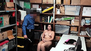 Shoplyfter-  Teen Punished For Stealing