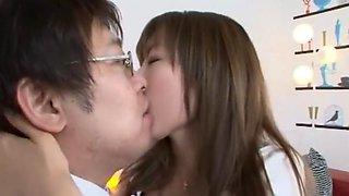 Hottest Japanese slut Rei Aoi in Amazing Fetish, BDSM JAV movie