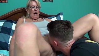 Mom Teaching SEX
