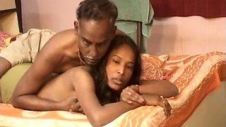 Desi Old Fella wid His Daughter in Law